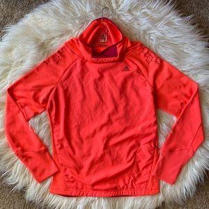 Adidas Orange Supernova Riot Windblocker Size M